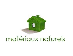 matériaux naturels