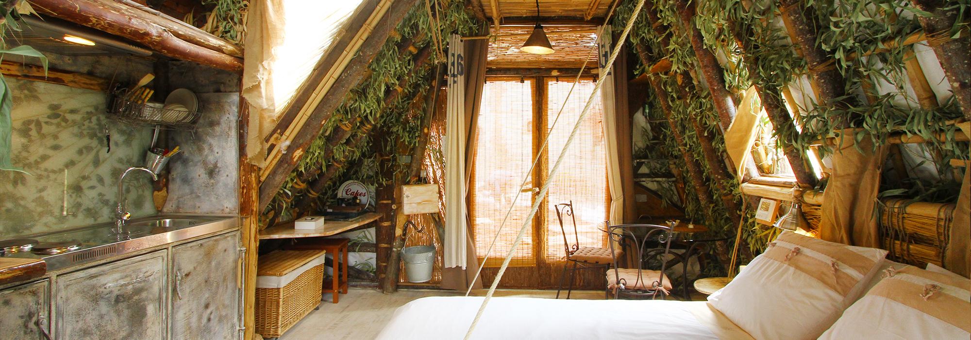 cabane rocamadour chambres d 39 h te g te atypique. Black Bedroom Furniture Sets. Home Design Ideas